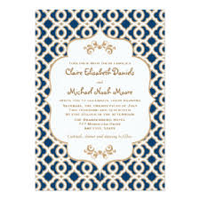 wedding invite moroccan invitations announcements zazzle co uk