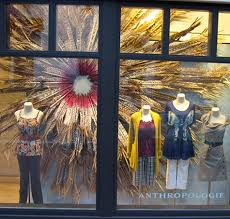 Anthropologie Christmas Window Decorations by Anthropologie Summer Windows U2013 Design Sponge