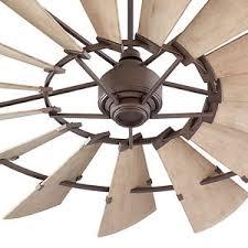 outdoor windmill ceiling fan quorum windmill ceiling fan 196015 86 indoor outdoor 60 oiled