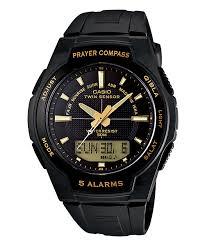 Jam Tangan Casio New prayer compass pusat penjualan jam tangan casio original