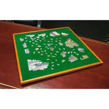 Table Jigsaw Mary Maxim Jigsaw Puzzle Spinner Table