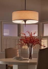 Alternative Dining Room Ideas by Dining Room Drum Light Chandelier Dining Room Interior