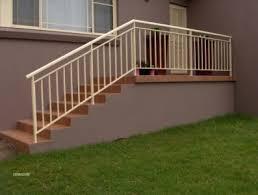 Balcony Banister Balustrade Handrails Stainless Steel Glass Aluminium