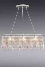 buy light fixtures online buy lucy 3 light linear pendant from the next uk online shop home