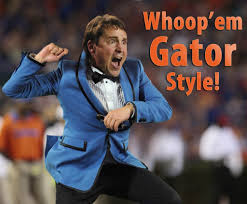 Florida Gator Memes - em gator style
