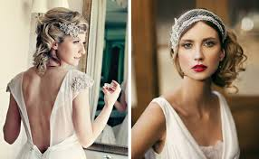 gatsby style hair 1920s gatsby bride hair inspiration
