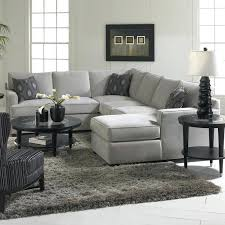small grey sectional sofa grey leather sectional couch thecalloftheland info