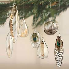 birds of a feather ornaments set of 7 vivaterra