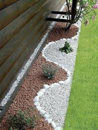 a nice clean garden edge gives your landscape definition and