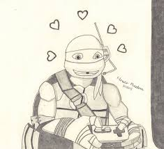 teenage mutant ninja turtles nickelodeon leonardo coloring pages