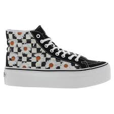 womens vans boots vans the wall sk8 hi wedge platform authentic womens boots