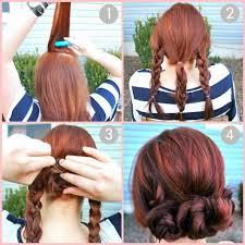 tutorial rambut tutorial menata rambut panjang dan pendek secara mudah
