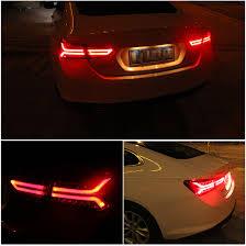 chevy malibu tail lights car taillights for chevrolet malibu 2017 2018 auto tail light rear