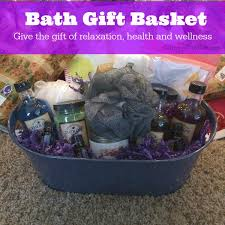 relaxation gift basket bath gift basket