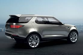 range rover sport concept land rover discovery vision concept first look