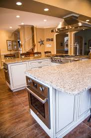 island example photo of kitchen island with hibachi grill