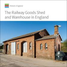 the railway goods shed and warehouse in england minnis