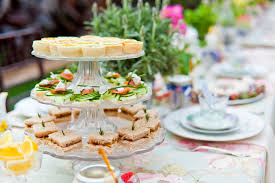 lavish tea party bridal shower ideas bridal party dresses tea