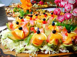 cuisine de fete images gratuites fête plat repas aliments salade produire