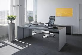 minimalist desk design furniture furniture trendy gray minimalist desk with leather modern