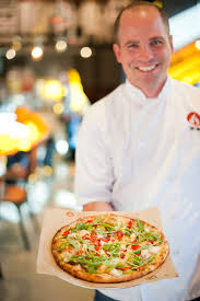 chef pizza an with chef brad at blaze pizza east end taste