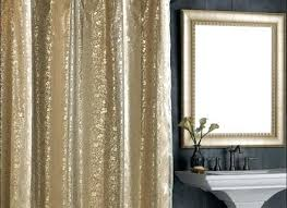Gold Striped Curtains Gold Curtains Shower Curtain Black And Gold