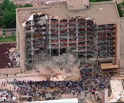okc monster truck show 20 years after the oklahoma city bombing timothy mcveigh remains