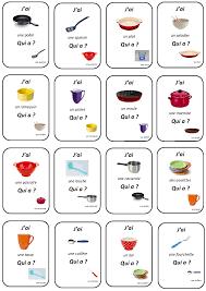 j de cuisine les ustensiles de la cuisine lessons tes teach