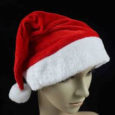wholesale new year decoration and child christmas hat