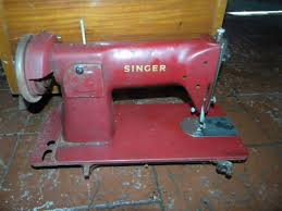 2 maquinas de coser necchi bf supernova y singer manual 999