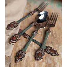 Cool Flatware by Unique Flatware Sets Buybrinkhomes Com