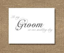 wedding day cards from to groom to my groom on our wedding day card timeless and charming