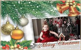 Christmas Tree Picture Frames Xmas Photo Frames Android Apps On Google Play