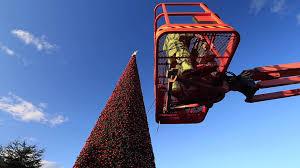 cheshire oaks christmas tree youtube