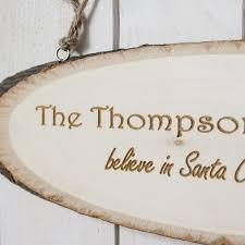 christmas decorations personalised plaques omgmygifts
