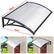 Argos Awnings Chinkyboo Awning Canopy Window Door Canopy Rain Cover Porch Awning