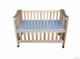 wood foldable cot china mainland baby cribs