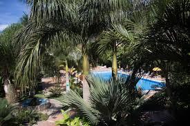 Schlafzimmerm El Rauch Ferienwohnung Residencial El Llano Spanien Valle Gran Rey