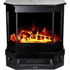 warm house cleveland freestanding electric fireplace sylvane