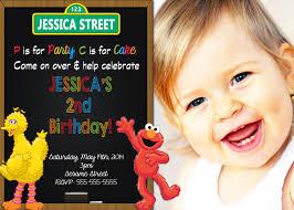 elmo online invitations chalkboard sesame street birthday invitations elmo invitation