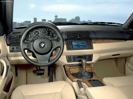 Bmw X5 Interior - bmw x5 4 4i 2004 picture 12 of 16