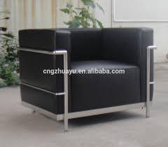 Canape Le Corbusier En Cuir Le Corbusier Lc3 Grand Canapé Collection Buy Product On