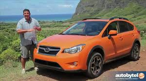 crosstrek subaru orange 2013 subaru xv crosstrek car video review youtube