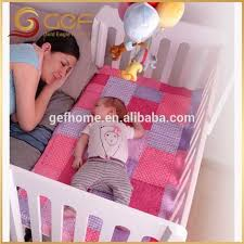 baby crib attached to bed baby nursery cot bed baby crib attached mother s bed gef bb 67