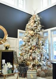 Gold Decoration For Christmas Tree by