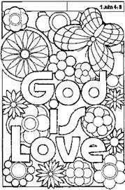 god u0027s love coloring pages bing images color sheets pinterest