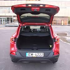 renault kadjar trunk car use lv renault kadjar тест драйв