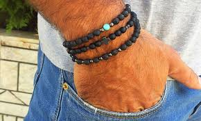 mens beaded jewelry bracelet images 50 best men 39 s beaded bracelets beaded bracelets for guys jpg
