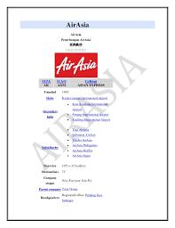 airasia refund policy air asia