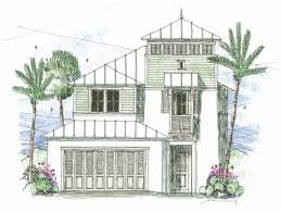 28 beach house plans front elevation beach house plan lake